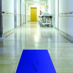 tapetes para hospitales y cuartos limpios